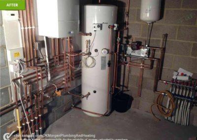 boiler repairs nailsea
