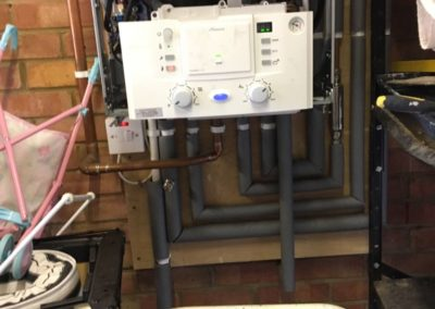 power flushing clevedon