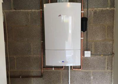 boiler installation clevedon