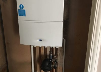boiler installation portishead